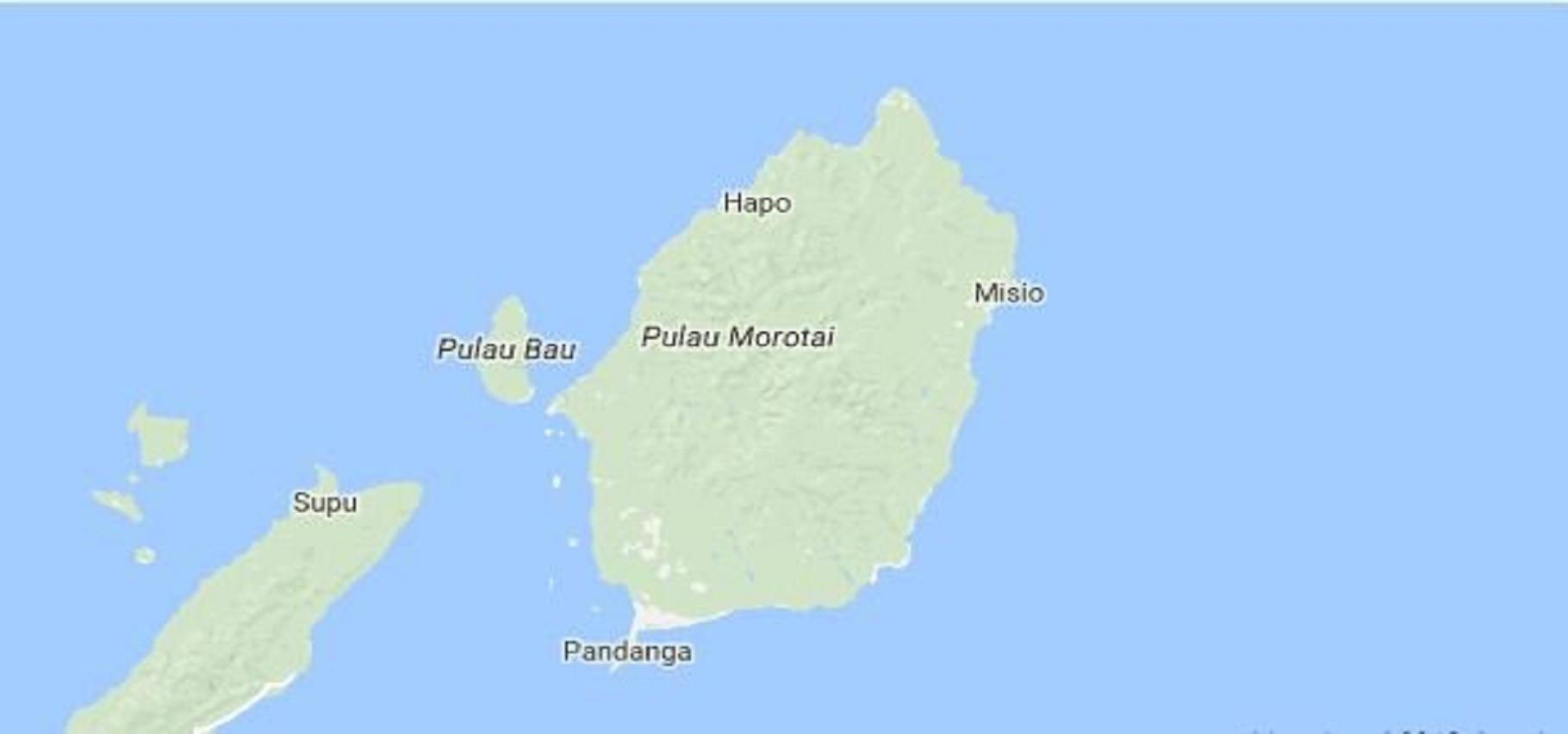 Lokasi Wisata di Morotai