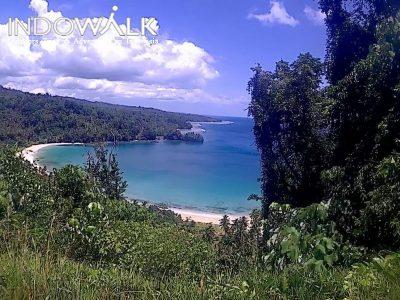 Morotai Adventure Gorango Beach Indowalk